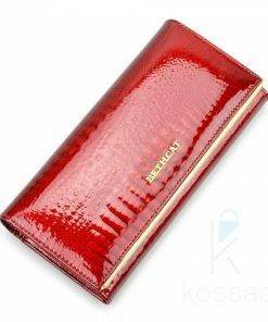 Women's Stylish Long Patent Leather Wallet Wallets