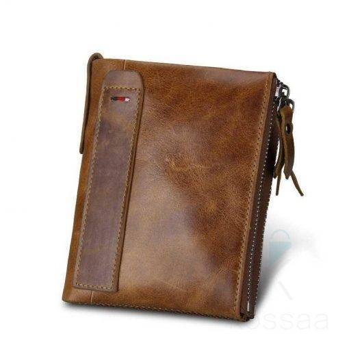 Compact Women's Genuine Leather Wallet Wallets