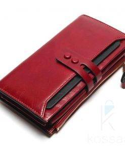 Women's Genuine Leather Clutch Wallet Wallets
