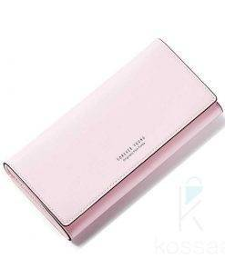 Women's Solid Color Elegant Wallet Wallets