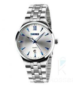 Metal Waterproof Wristwatches for Women with Classic Design Watches