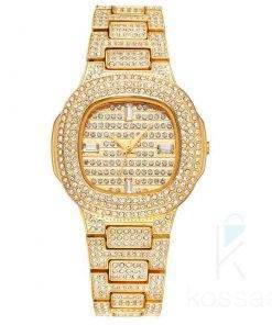 Luxury Diamond Stainless Steel Women's Watches Watches
