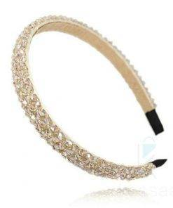 Women's Headband with Rhinestones Hair Accessories