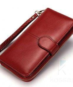 Women's Leather Wallet Wallets