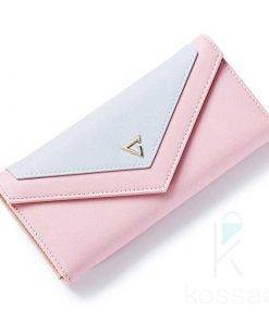 Women's Long Leather Wallets Wallets