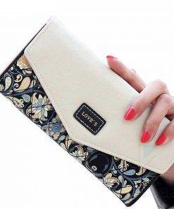 Women's Long Purse Wallet Wallets