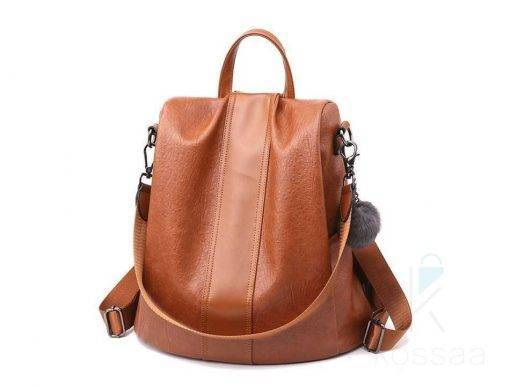Women's Anti-Thief Design Backpack Bags