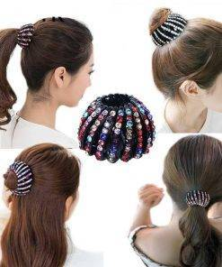 Women's Crystal Hair Claws Hair Accessories