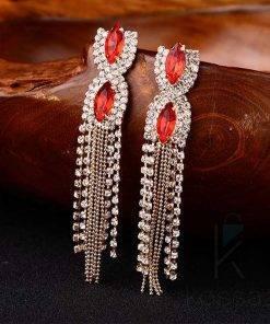 Austrian Crystal Earrings Earrings