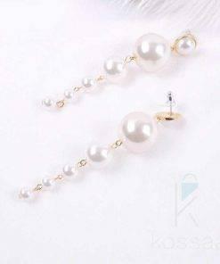 Pearl Drop Earrings Earrings