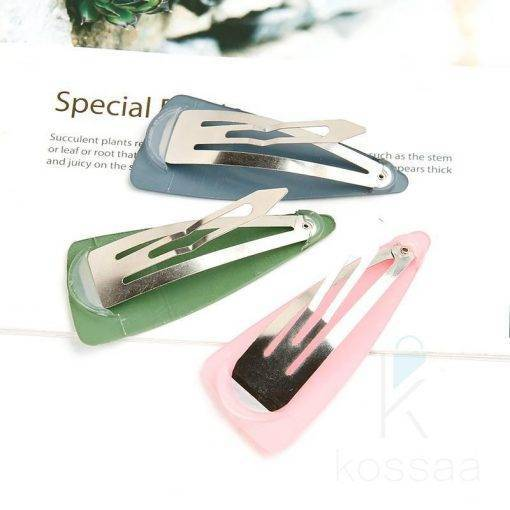 Acrylic Matte Hair Clip Hair Accessories