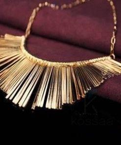 Women Statement Necklace Choker Necklace