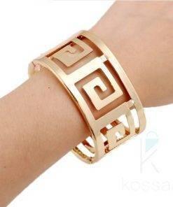 Women's Geometric Greece Style Bangle Bracelet Bracelets