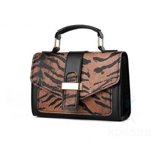Women's Leopard Printed Handbag Wallets