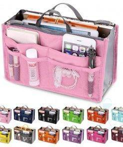 Women's Makeup Organizer Bag Wallets