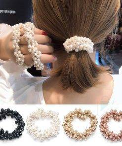 Elegant Pearls Hairband for Women Hair Accessories
