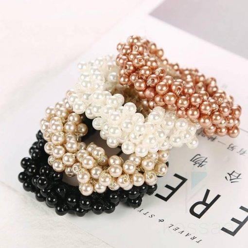 Elegant Pearls Hairband for Women Hair Accessories