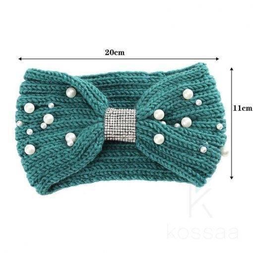 Women's Elegant Pearls Headband Hair Accessories