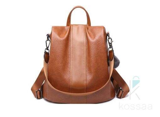 Women's Anti-Thief Design Backpack Everyday Bags